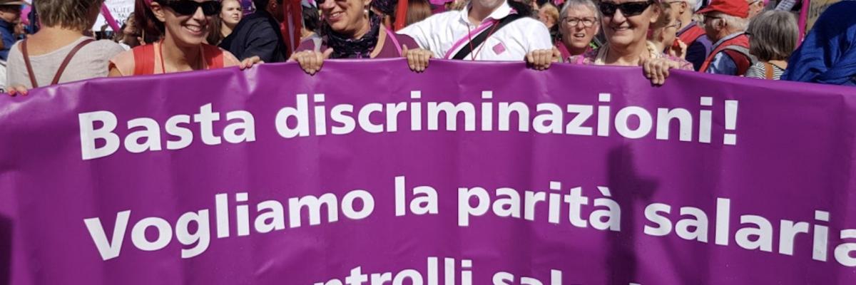 14 giugno 2019: Donne in sciopero!