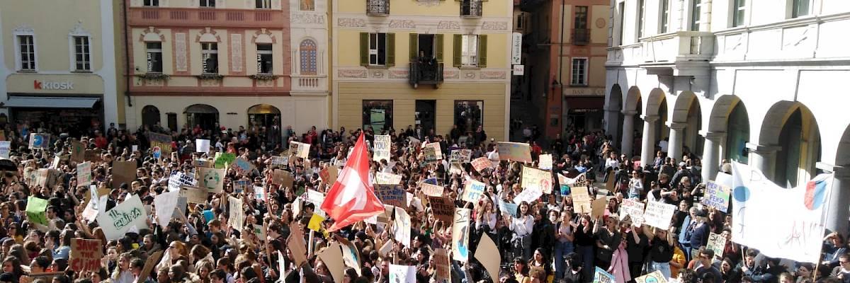 Sabato 28 settembre il Ticino sarà a Berna!